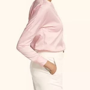 Mossimo Light Pink Blouse